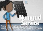 Numerik Keypad Service