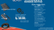 Promo Numerik Keypad