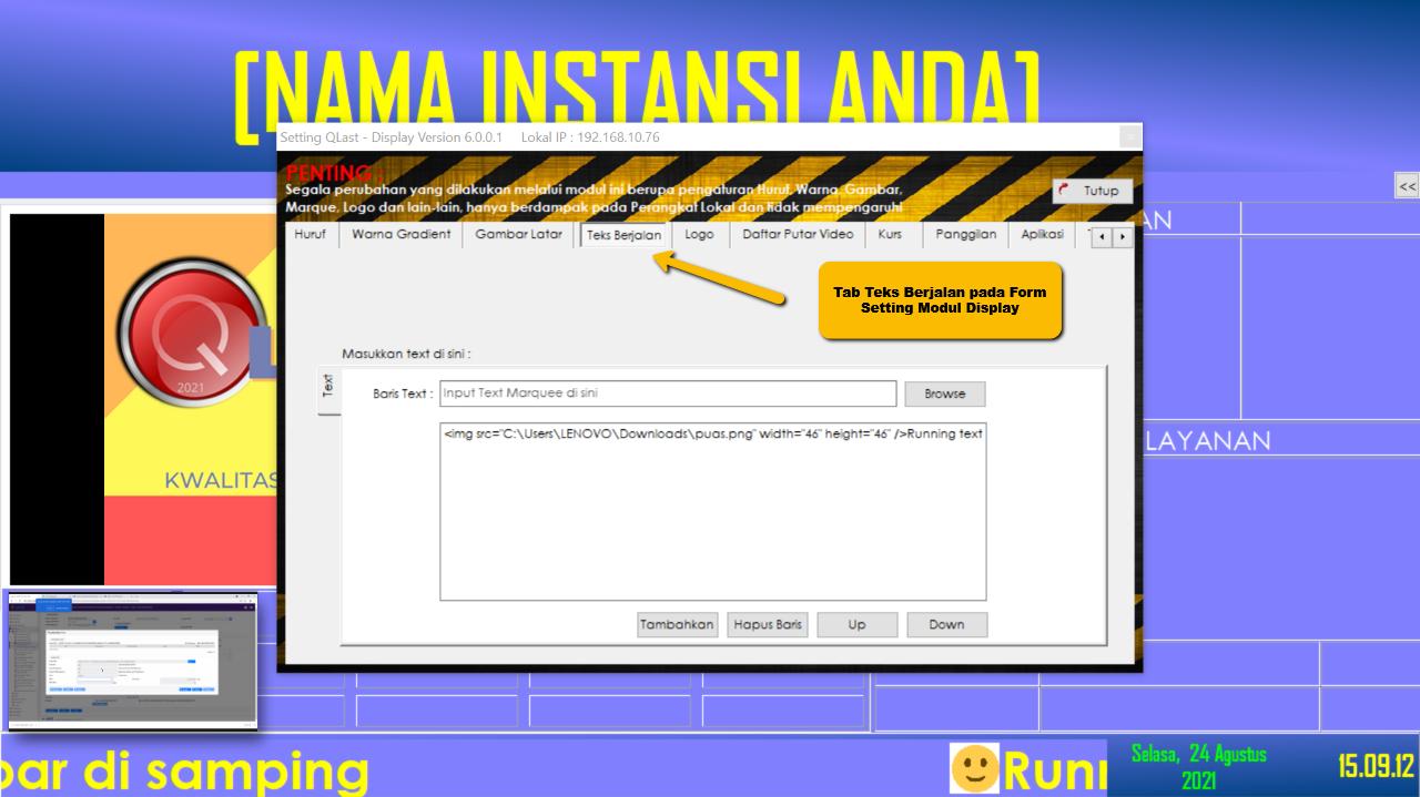 antrian QLast 6.0